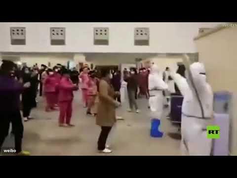 شاهد: رقصة
