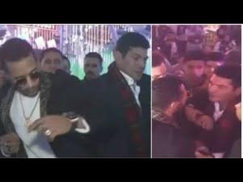 شاهد: الفيديو الكامل للمشاجرة بين محمد رمضان وباسم سمرة والجمهور في صدمة
