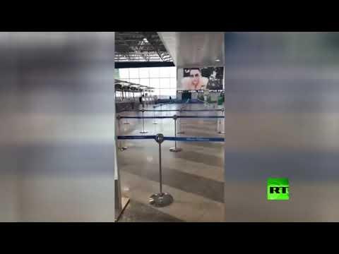 شاهد:مطار ميلانو كما لم تره من قبل