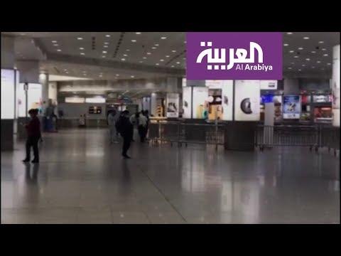 شاهد: مطار الكويت اليوم