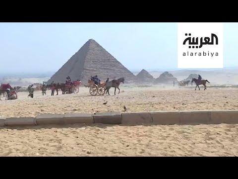 شاهد مليار دولار خسائر السياحة المصرية كل شهر