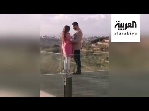 شاهد: أكثر من مليون مشاهدة لهيفا وهبي ومعتصم النهار