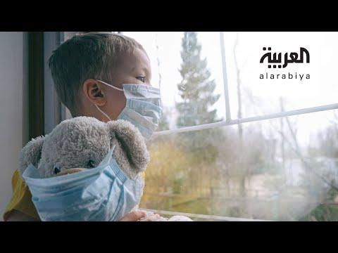 شاهد: أعراض جديدة لكورونا عند الأطفال تثير مخاوف الجميع