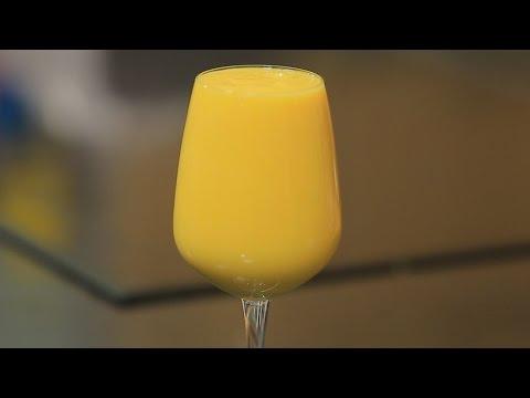 إعداد عصير مانجو بالجوافة