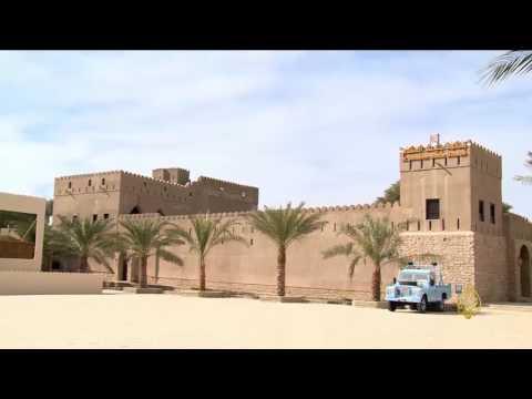 شاهد: بيت الغشَام تحفة معمارية في عُمان