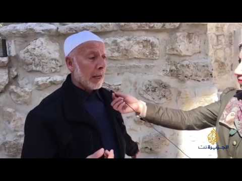 مسجد بئر أيوب وحكايات من بلدة سلوان