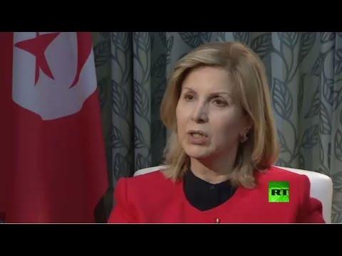 بالفيديو : لقاء خاص مع وزيرة السياحة والصناعة التقليدية التونسية