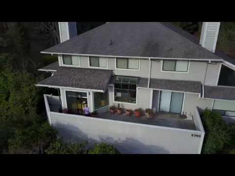 بالفيديو: رد فعل امرأة اكتشفت طائرة بدون طيار تراقب منزلها