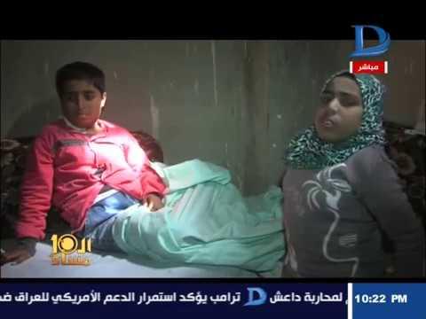 شاهد: أمّ تُضحِّي بحياتها فداءً لابنها المصاب بالفشل الكلوي