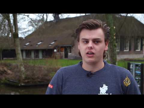 لايف ستايلشاهد جولة في قرية غيتورن الهولندية