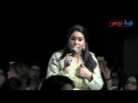 لايف ستايلشاهد نجاة رجوي تبدع في أدائها الحماسي لأغنية الصحرا مغربية