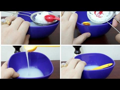 طريقة صنع ماسك الأرز في المنزل