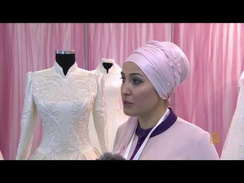بالفيديو: انطلاق مهرجان الأعراس في أنقرة