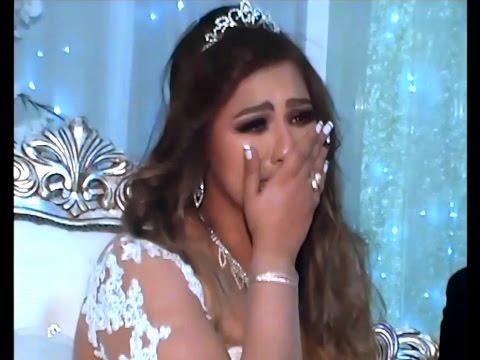 لايف ستايلبالفيديو انهيار عروس مصرية من البكاء بسبب تأثرها بمفاجأة أخوتها لها