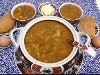 طريقة إعداد حريرة مغربية تقليدية بالخميرة البلدية